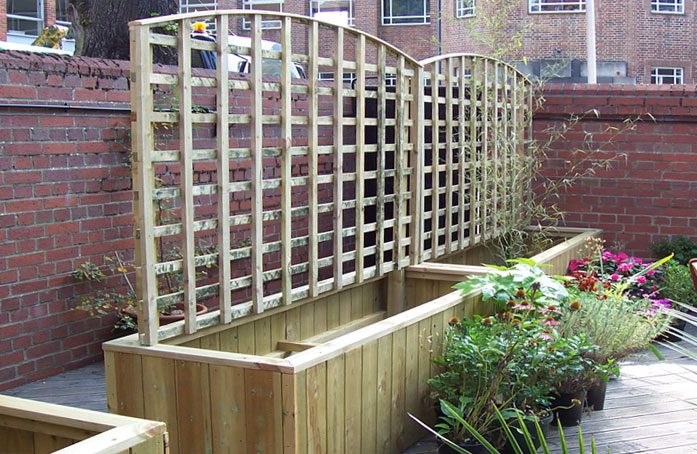 Landscaping HampS Fencing And Sheds
